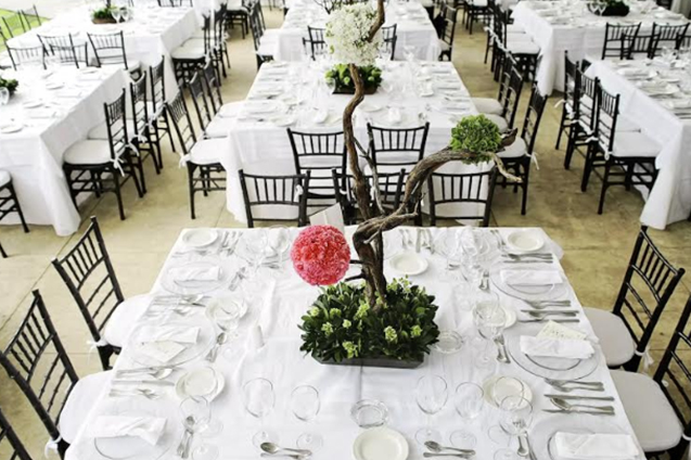 choose the right table for your special day