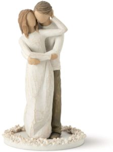Willow Tree Cake Topper