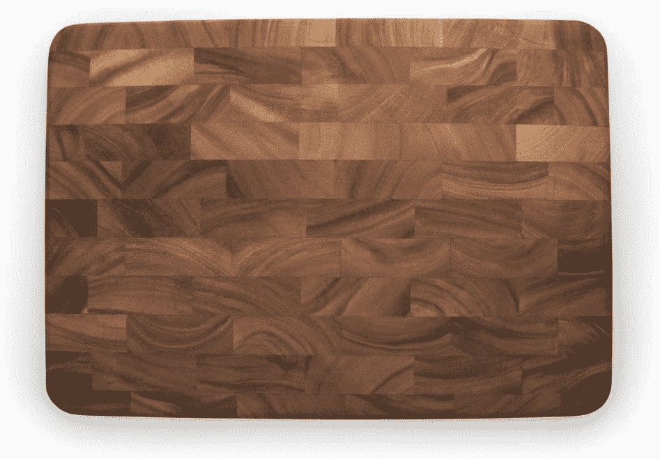 Acacia End-Grain Wooden Cutting Board by Ironwood Gourmet