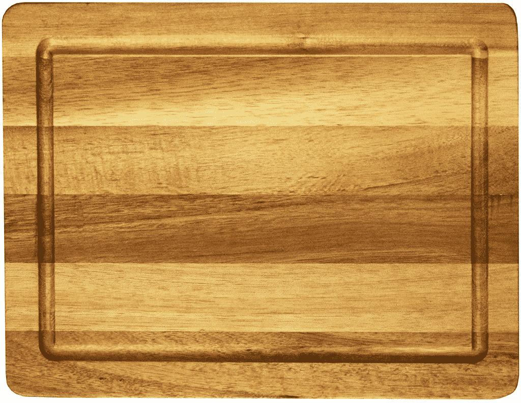 Acacia Wood Cutting Board by Thirteen Chefs Villa