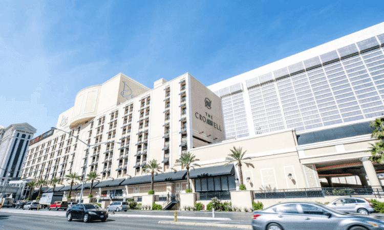 The Cromwell Hotel in Las Vegas.