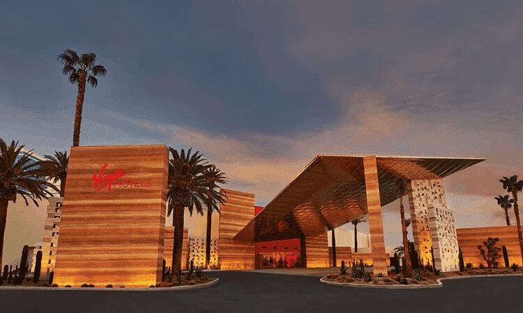 The Virgin Hotel and Casino in Las Vegas